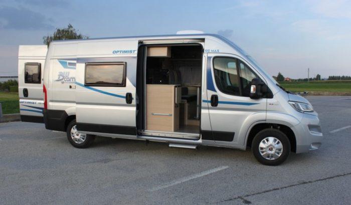 Alquiler furgonetas camper Jaén