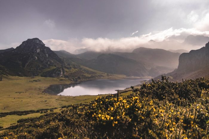 Camping en Asturias