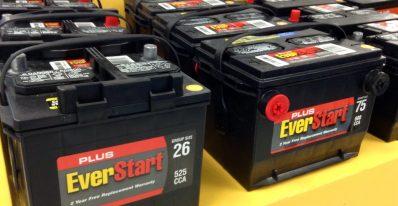 Tipos de baterías para autocaravanas y campers