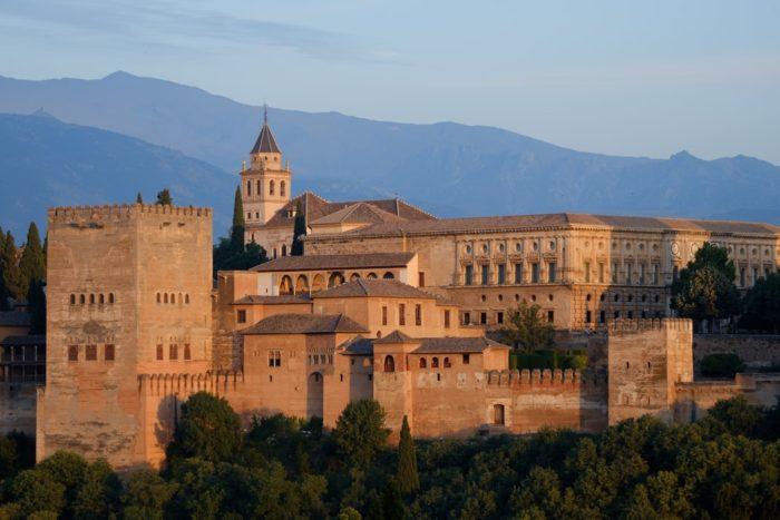 Área para Autocaravanas Granada