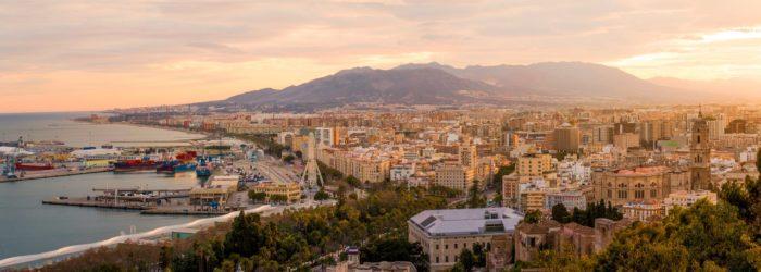 Área para Autocaravanas Málaga
