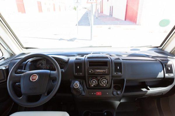 Autocaravana de alquiler McLouis Nevis 373 G