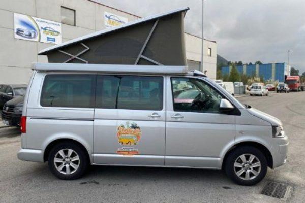 Furgoneta camper de alquiler Volkswagen T 5