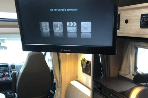Autocaravana de alquiler S-Light T 68