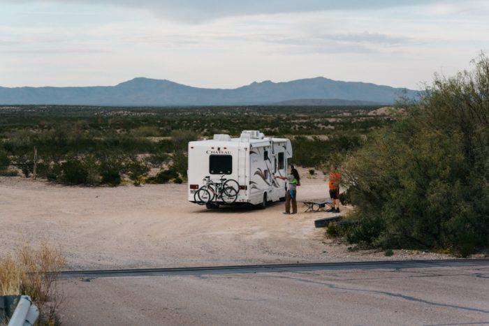Leasing autocaravanas