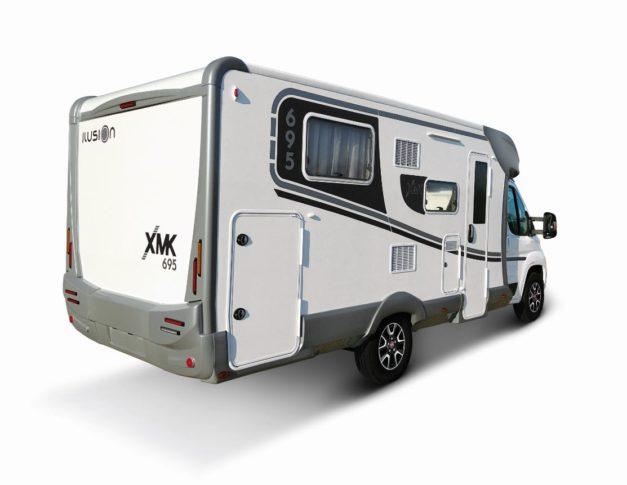Autocaravana nueva Ilusion XMK 695