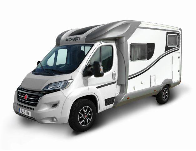 Autocaravana nueva Ilusion XMK 590