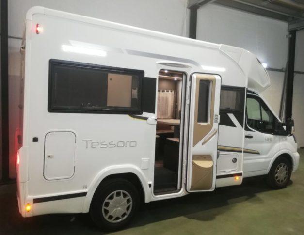 Autocaravana de alquiler Benimar Tessoro 481