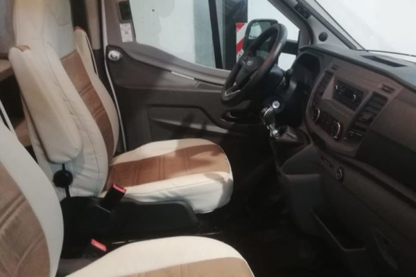Autocaravana de segunda mano Benimar Tessoro 481