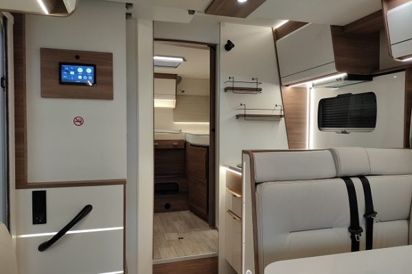 Autocaravana de alquiler Pilote Pacific 740GF Exclusive Edition