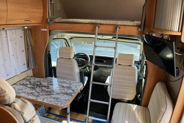 Autocaravana de segunda mano Adria A697 SL