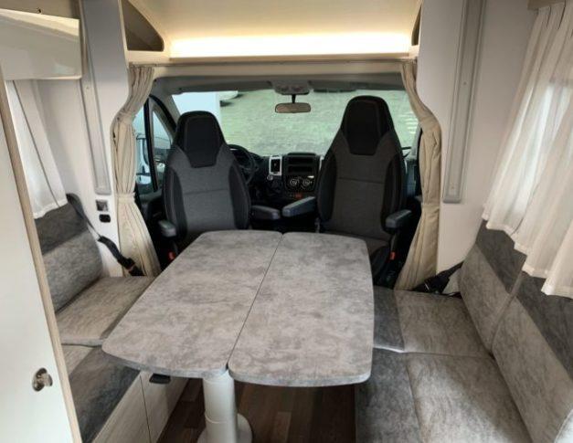 Autocaravana nueva Ilusion XMK 590D H