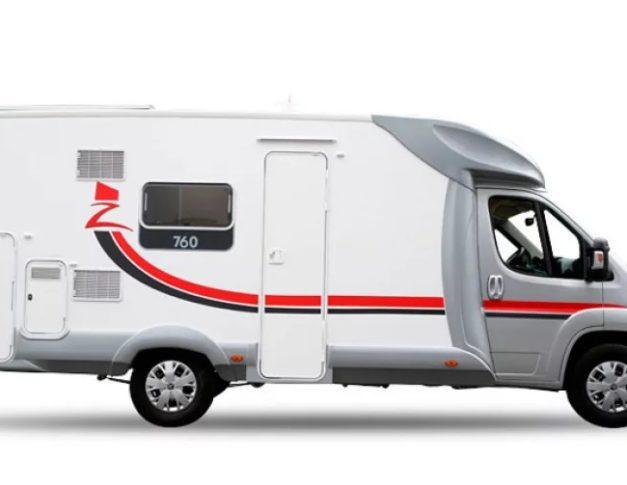 Autocaravana de ocasión Iluison 760 XMK