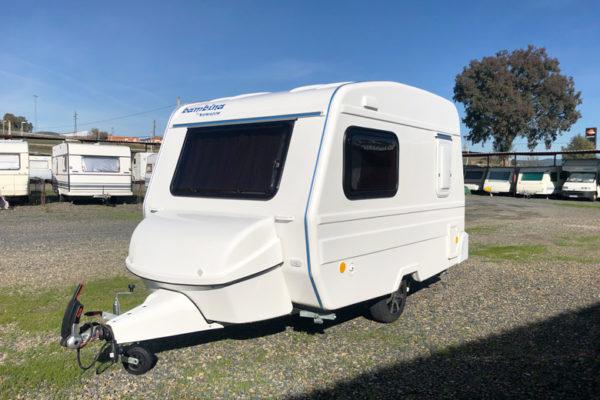 Caravana nueva Bambina N126NT