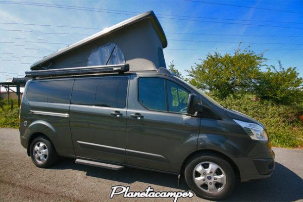 Taller de autocaravanas, caravanas y furgonetas camper en Ortuella