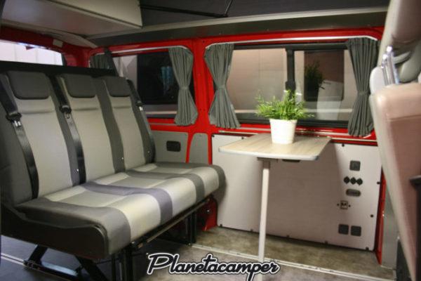 Camperizaciones de furgonetas camper en Ortuella