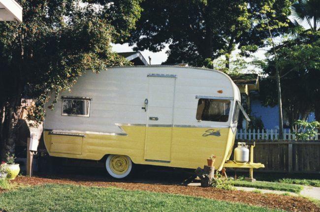 Qué son las caravanas vintage