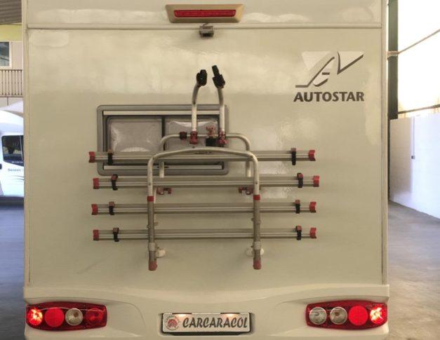 Autocaravana de segunda mano Autostar Auros 15