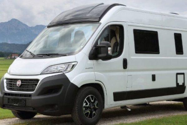 Furgoneta camper nueva Clever Vans Celebration Skyroof