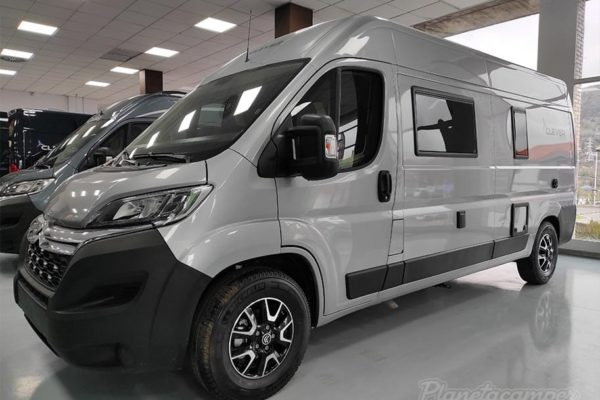 Furgoneta camper nueva Clever Vans Celebration 600