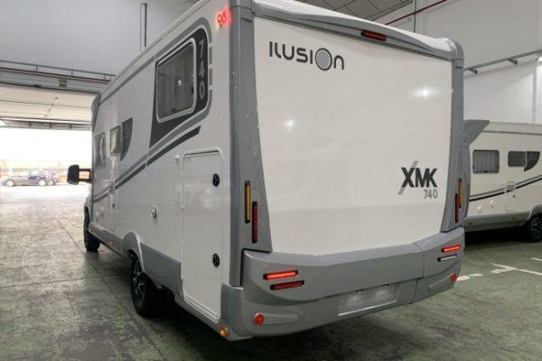 Autocaravana nueva Ilusion XMK 740