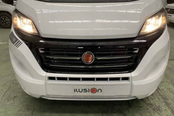 Autocaravana nueva Ilusion XMK 730