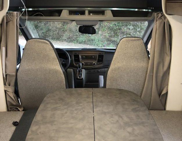 Autocaravana de alquiler Challenger 308 Graphite