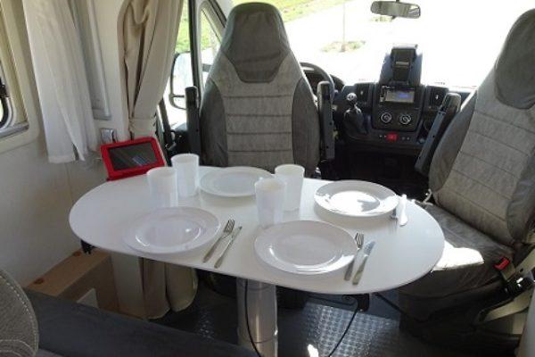 Autocaravana de alquiler Ilusion XMK 590