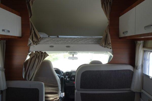 Autocaravana de alquiler Elnagh Baron 22