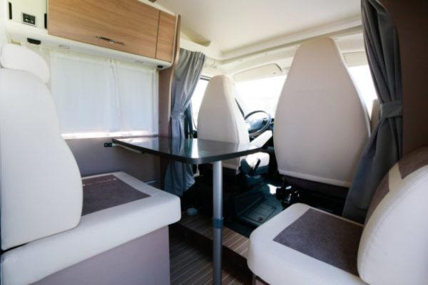 Autocaravana nueva Blucamp Ocean 12