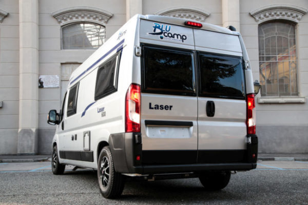 Furgoneta camper nueva Blucamp Laser 600