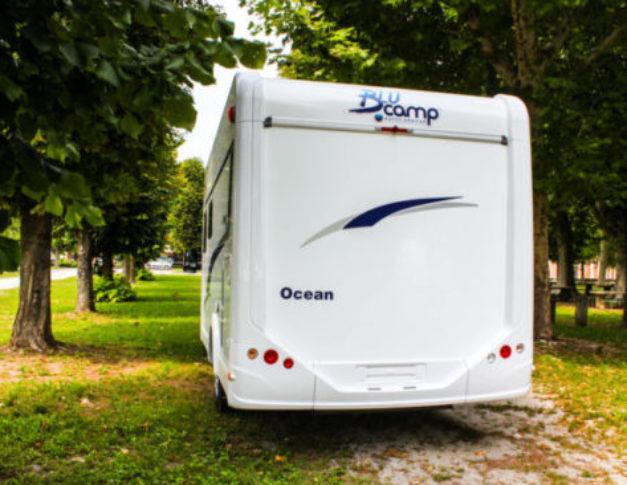 Autocaravana nueva Blucamp Ocean 522