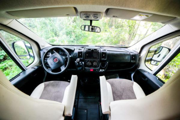 Autocaravana nueva Blucamp Ocean 525