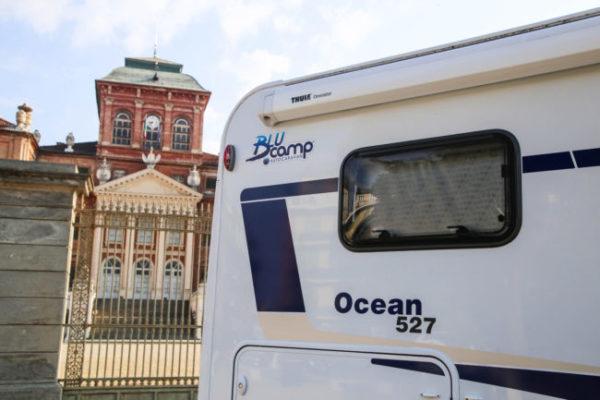 Autocaravana nueva Ocean 527