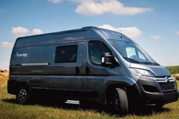 Furgoneta camper nueva Clever Vans Vario Kids