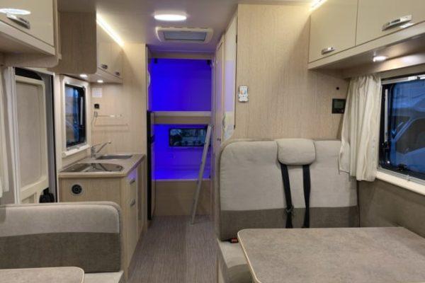 Autocaravana de ocasión Blucamp FLY 71