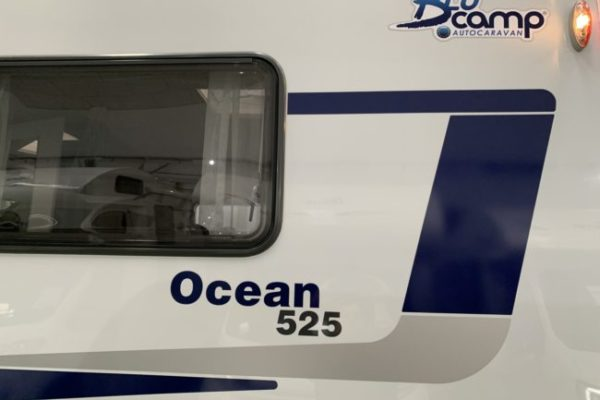 Autocaravana de ocasión Ocean 525