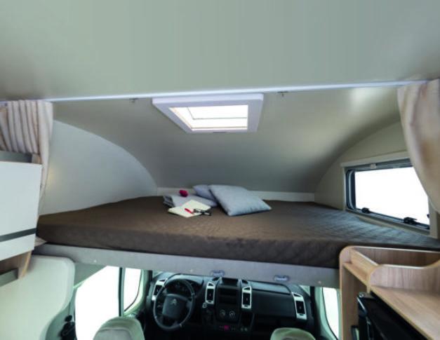 Autocaravana de alquiler Giottiline S440