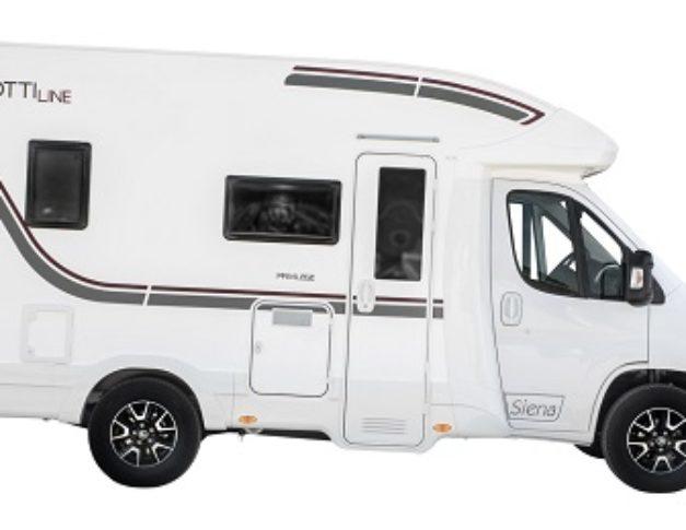 Autocaravana de alquiler Giottiline S 330