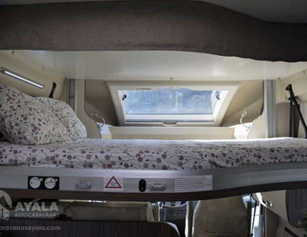 Autocaravana de alquiler Benimar Tessoro 442