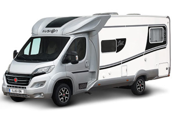 Autocaravana nueva Ilusion XMK 650 H PLUS