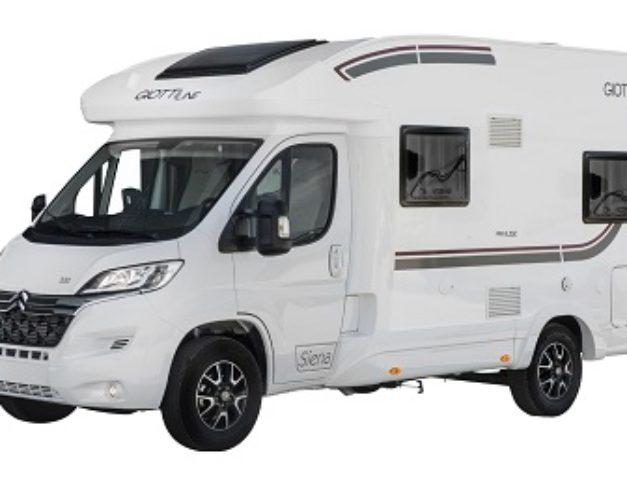 Autocaravana de alquiler Giottiline S330