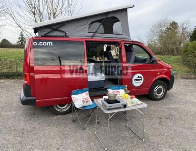 Furgoneta camper de alquiler Volkswagen Camper Beach