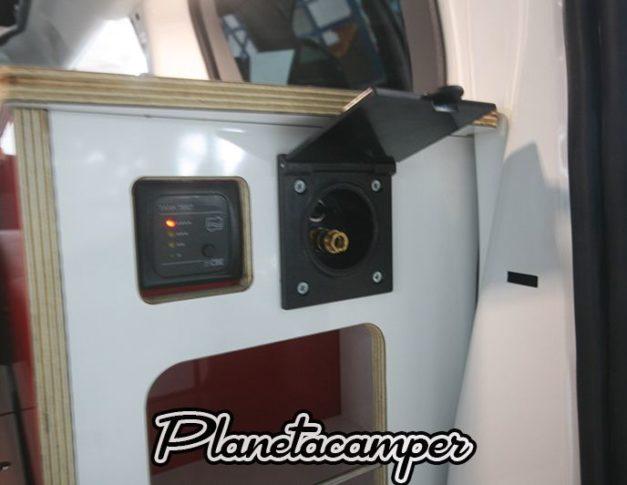 Furgoneta camper nueva Jumpy Spacetourer