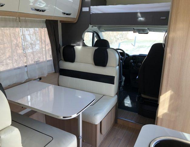 Autocaravana de alquiler Glamys 326