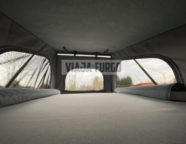 Furgoneta camper de alquiler Volkswagen Camper Beach (AGOSTO COMPLETO)