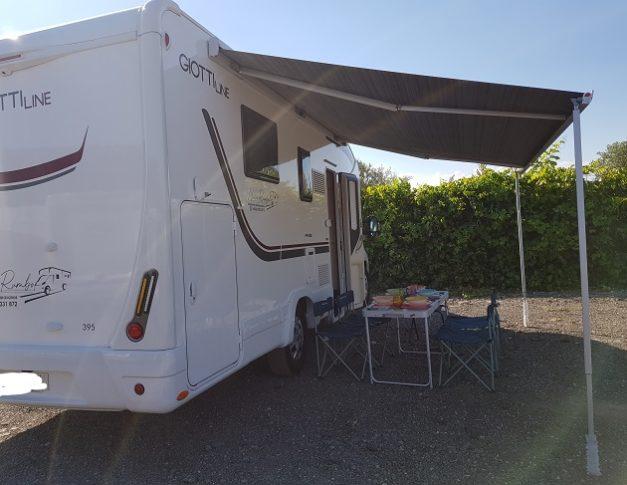 Autocaravana de alquiler Siena 395