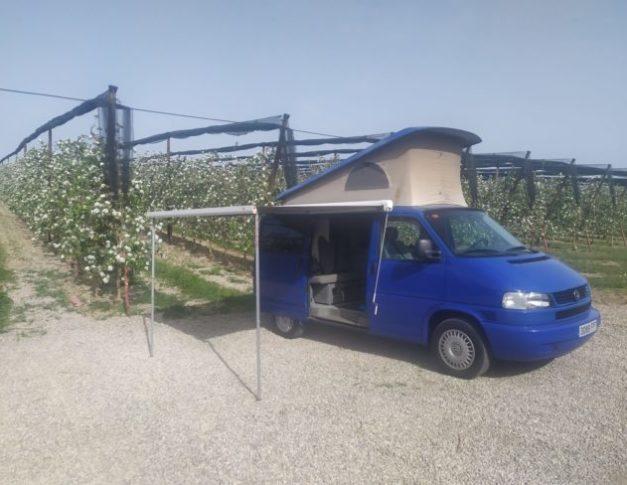 Camper VW California T4 Westfalia