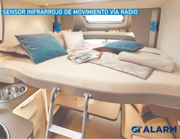 Alarma para Autocaravana Pack Caravaning Plata