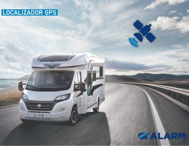Alarma para Autocaravana Pack Caravaning Titanio